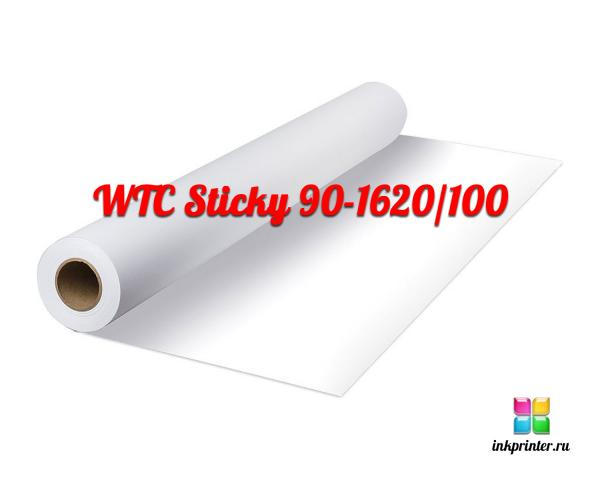 Термотрансферная бумага Colors WTC Sticky 90-1620.  МОСКВА